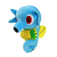 "Pokemon 5.5"" Horsea Plush Doll"