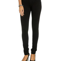 Moleton Skinny Pant | Shop Bottoms at Wet Seal