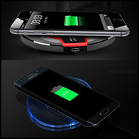 For Samsung Galaxy S7 Edge S7 Plus Wireless Charger Case Use Power Pad Convenient Charging Bank For Samsung Galaxy S7 Charger