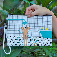 Trendy Creative New Arrival Hot Sale Great Deal Kitchen Functional Print Canvas Bags Games Lovely Kitchenware [4918654852]