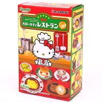 Hello Kitty Restaurant Re-Ment miniature blind box - Re-Ment Miniature