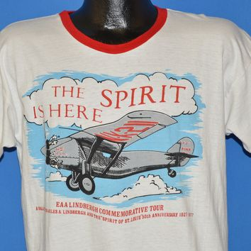 70s The Spirit Of St. Louis Is Here 50th Anniversary t-shirt Large