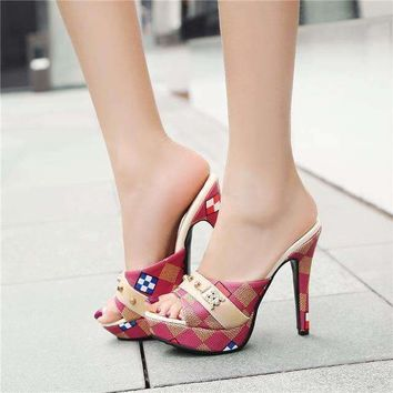 Womens Mules Pumps