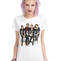 One Direction Perfect Girls T-Shirt