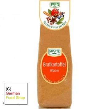 Fuchs spice for fried potatoes bag