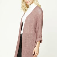 Contemporary Dolman Cardigan