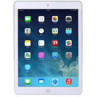 Apple iPad Air Tablet Wi-Fi 16GB - White & Silver