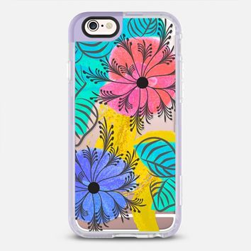 Floral Touch of colors iPhone 6s case by Famenxt | Casetify