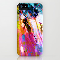 Self-Conscious Sparks iPhone & iPod Case by Work the Angle