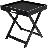 Urban Shop Side Table with Removable Tray, Multiple Colors - Walmart.com