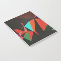 All the Lights Notebook by duckyb