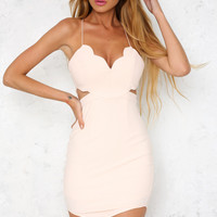 Total Babe Dress Nude