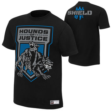 """The Shield """"Hounds of Justice"""" Authentic T-Shirt"""