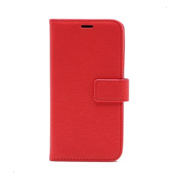 Leather TPU Portfolio iPhone X Case