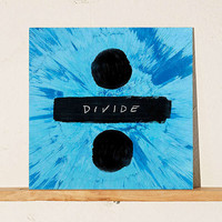 Ed Sheeran - Divide LP | Urban Outfitters