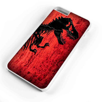 Jurassic Park License Plate Jeep  iPhone 6s Plus Case iPhone 6s Case iPhone 6 Plus Case iPhone 6 Case