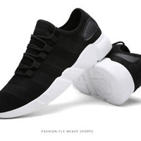 New Men's AthleticLight Weight Running Shoes Fashion Sneakers Sport Shoes