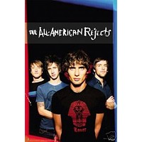 All American Rejects Poster - Group Shot 24x36