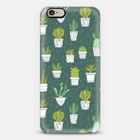 Cactus - Succulent iPhone 6 case by kostolom3000 | Casetify