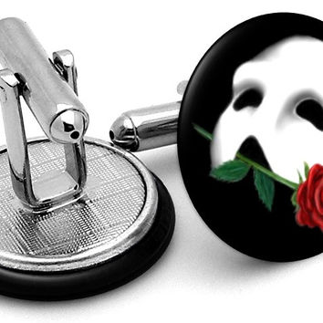 Phantom of the Opera Cufflinks