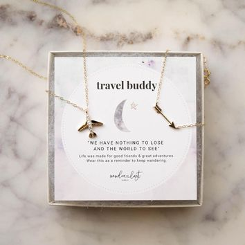 Deluxe Travel Buddy Gift Set
