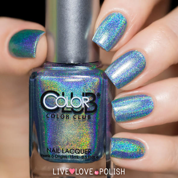 Who Sells Color Club Nail Polish: Color Club Over The Moon Nail Polish From Live Love Polish