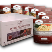 Wise Outdoor Camping Food Kits