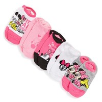 Girl's Disney 'Minnie Mouse' Socks ,