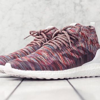 Adidas Kith Ultra Boost Mid Aspen Multicolor Ronnie Fieg BY2592 size 8.5