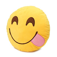 EMOJI PILLOW GLUTTON