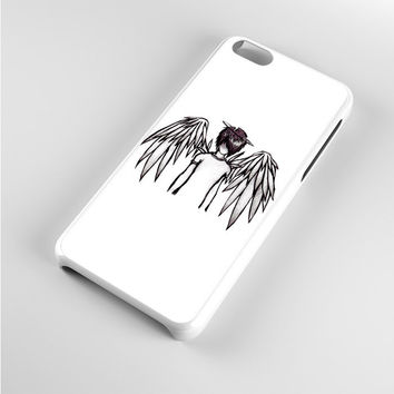 emo angel by lovehurts iPhone 5c Case