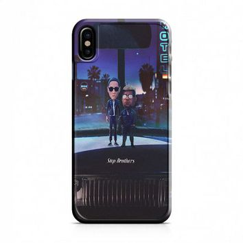 G-Eazy and Carnage Step Brothers EP iPhone X Case