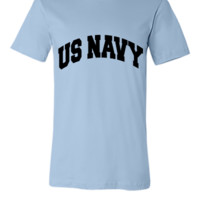 US NAVY - Unisex T-shirt