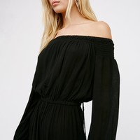 Free People Show your Shoulder Romper