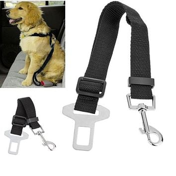 Pet travel Safety Belts
