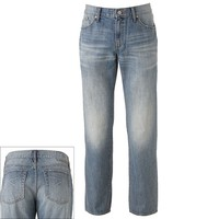 Rock & Republic Cruise Straight-Leg Relaxed-Fit Jeans
