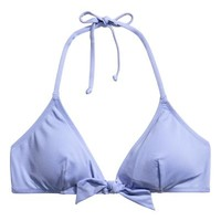 Bikini top - Light lavender - Ladies | H&M GB