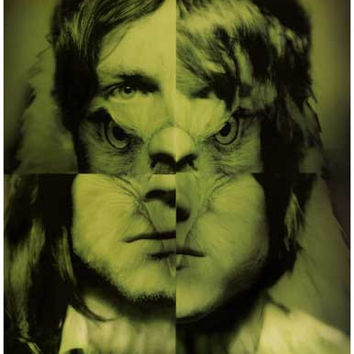 Kings of Leon Only by the Night UK Poster 11x17