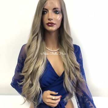 Blond Full Lace Wig - Tatianna