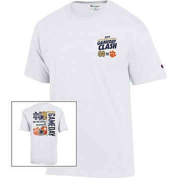 A1536F Notre Dame vs Clemson Gameday T-Shirt