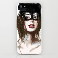 Superheroes SF iPhone & iPod Case by Deniz Erçelebi