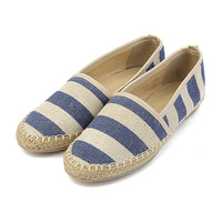 Casual Striped Flats
