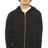 Unisex Zip-Up Sweatshirt