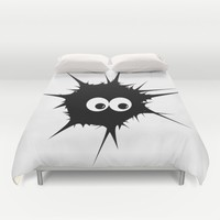 Cute monster furry  Duvet Cover by VanessaGF