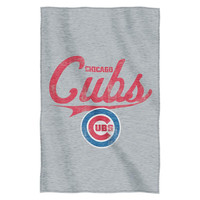 Chicago Cubs MLB Sweatshirt Throw