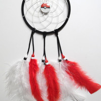 Pokeball dreamcatcher