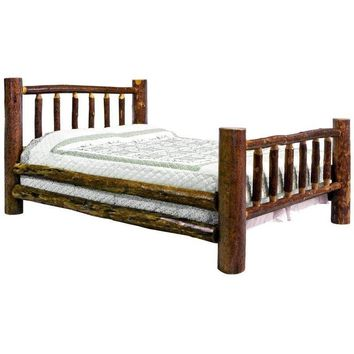 Montana Woodworks - Glacier Country Collection Queen Bed