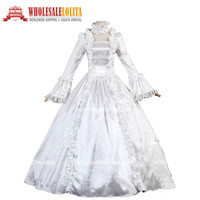 HOT!!  Global  FreeShipping  Gothic Cosplay  Victorian Stage Ball Gown Women's Prom Vintage  Dress