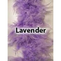 1 Feather Boa for Dress Up - Lavender