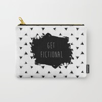 Get Fictional Carry-All Pouch by Infinitelyeverafter